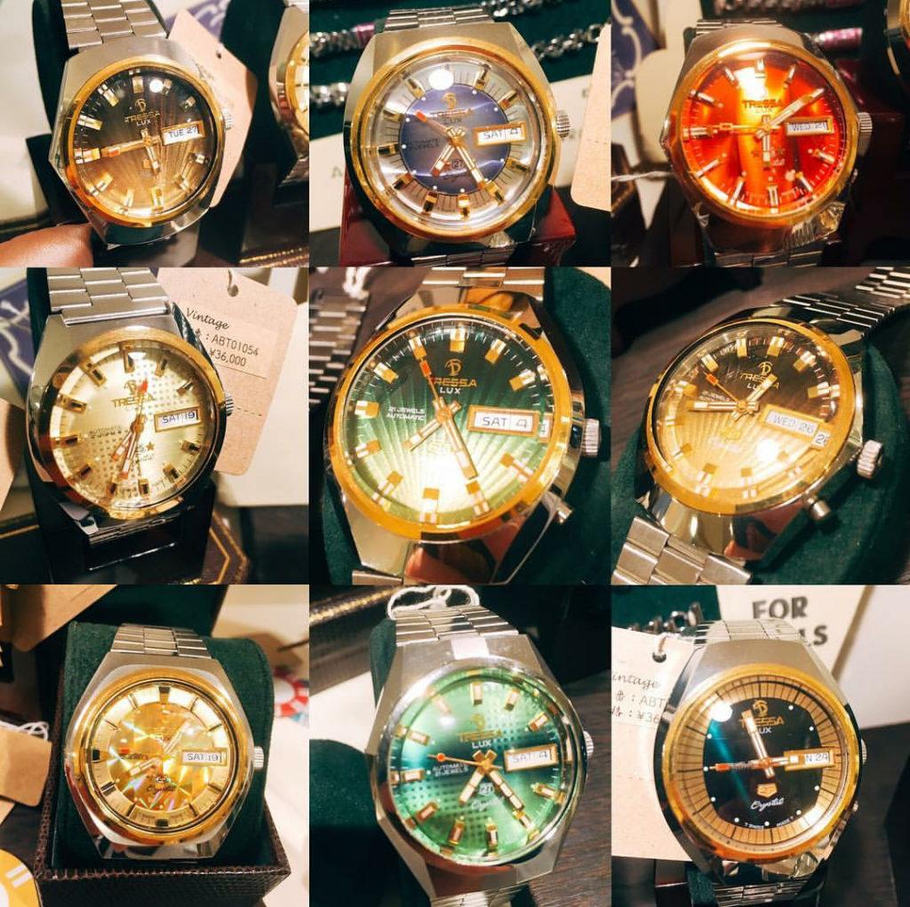 bde1f28caa アポロ月面着陸に世界が沸いていた1970年代、現代の時計には見られないビビットな色使いとスペースチックなデザインが特徴の時計です。