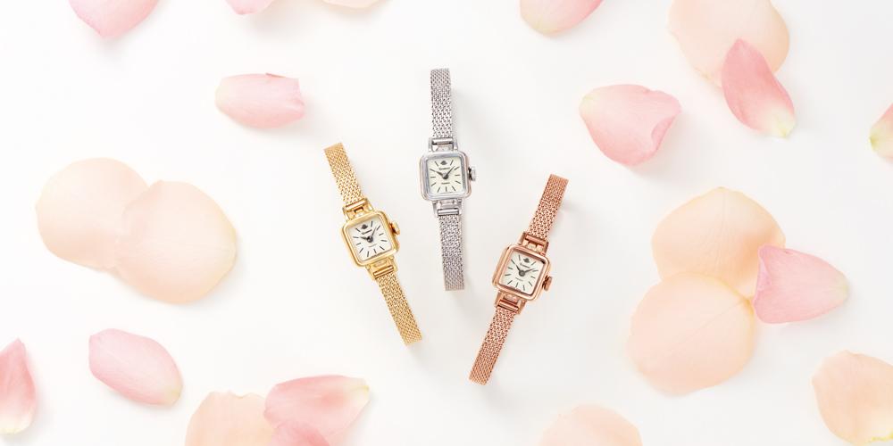 9678d305e7 当時のRosemontはローズウッドを使用したクロックを製造しており、ブランド名は仏語の『Rose Montre(薔薇の時計)』に由来しています。